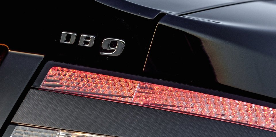 Ugo Colombo Says Goodbye to Aston Martin DB9