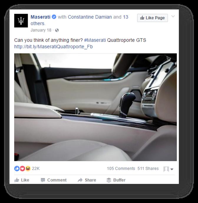 Maserati restyled its new Quattroporte